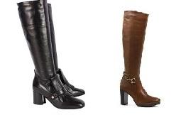 Trendy laarzen